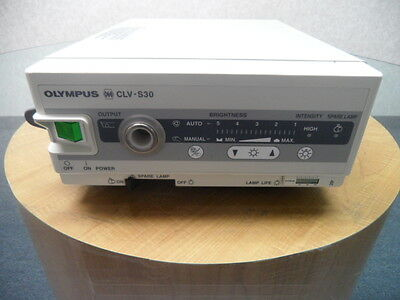 Olympus Clv-s30 Endoscopy Light Source