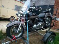 Classic XVS Yamaha