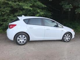 Vauxhall Astra 1.3cdti ecoflex 2012 for sale