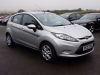 2009 Ford fiesta 1.4 petrol AUTOMATIC with only 46000 miles, motd oct 2017