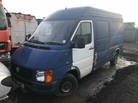Volkswagen lt 35 2.5 sdi breaking spare parts available