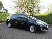 2013(13) Toyota Prius Plus+ T4 1.8 Vvti MPV Automatic Petrol/Hybrid **Full Uk Spec** 7 SEATER
