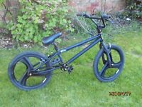 ZINC BMX ONE OF MANY QUALITY BICYCLES FOR SALE