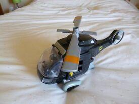 Fisher Price/Imaginext Rescue Batcopter including Batman figure