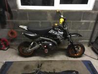 Genuine thumpstar 110, pit bike