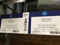 SHANIA TWAIN O2 LONDON Tues 2/10/18. TWO GREAT tickets (Level 1 - Sec 105)