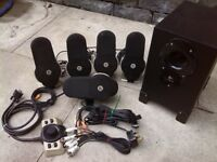 Logitech G51 5.1 Surround system