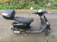 2007 Piaggio Vespa LX50 Good condition and runner great first bike