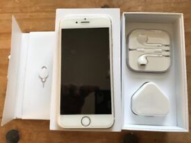 Apple iPhone 6 - 16GB - Gold - O2 - With Box, Earphones & More - Please Read Description