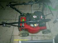 Sanli lawnmower