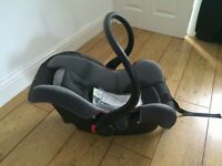 First baby car seat