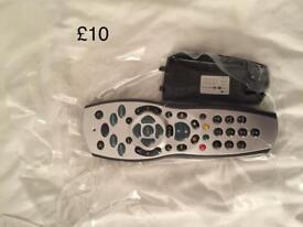 Brand new Sky remote