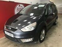Ford Galaxy (grey) 2006