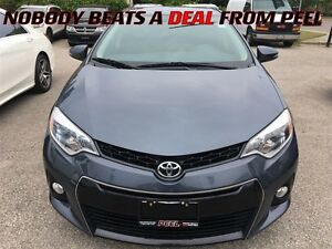 2014 Toyota Corolla S**ROOF**BACK-UP CAM**
