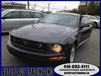2008 Ford Mustang 5 SPEED