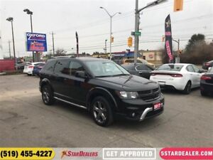 2017 Dodge Journey Crossroad | AWD | LEATHER | 7PASS