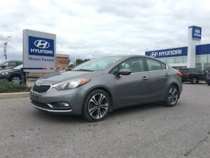 2015 Kia Forte 2.0L SX ONE OWNER LEASE BUY OUT