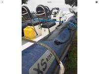 XS540 XS RIBS RIB BOAT RIGID INFLATABLE