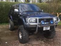Hilux Surf Monster Truck Off-road Poss px