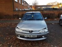 Peugeot 306 for parts or repaire