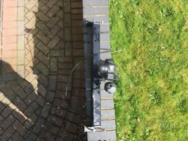 Tow bar for Vauxhall combo
