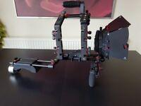 Filmcity DSLR Camera Cage Shoulder Rig Kit