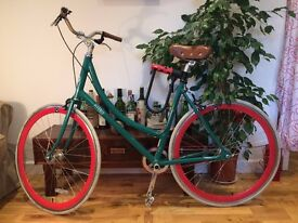 Dutch Ladies Bicycle Pitango Great Condition with Lock