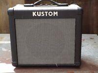 Kustom Bass Practice Amp