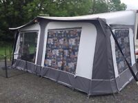 Caravan Cover & Awning, Hitch Lock, Wheel Lock, Storm Straps, Levelling Ramps, Steps, + Extras