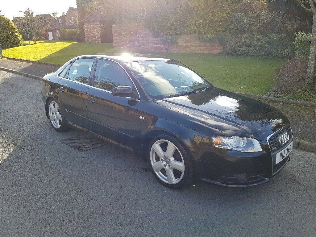 LOW MILEAGE AUDI A4 S LINE FOR SALE | in Dundonald, Belfast | Gumtree