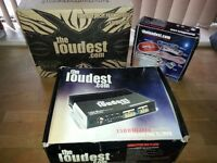 Car 1500w Amp Speaker Package (5#)