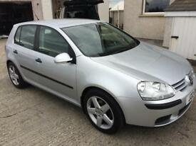 Vw golf 2008 1.9 tdi
