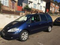 Ford Galaxy 1.9 Pd Diesel 6 Speed Manual 7 Seater