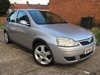 VAUXHALL CORSA 1.4 SRI**5 DOOR**LADY OWNER**LONG MOT**HPI CLEAR**