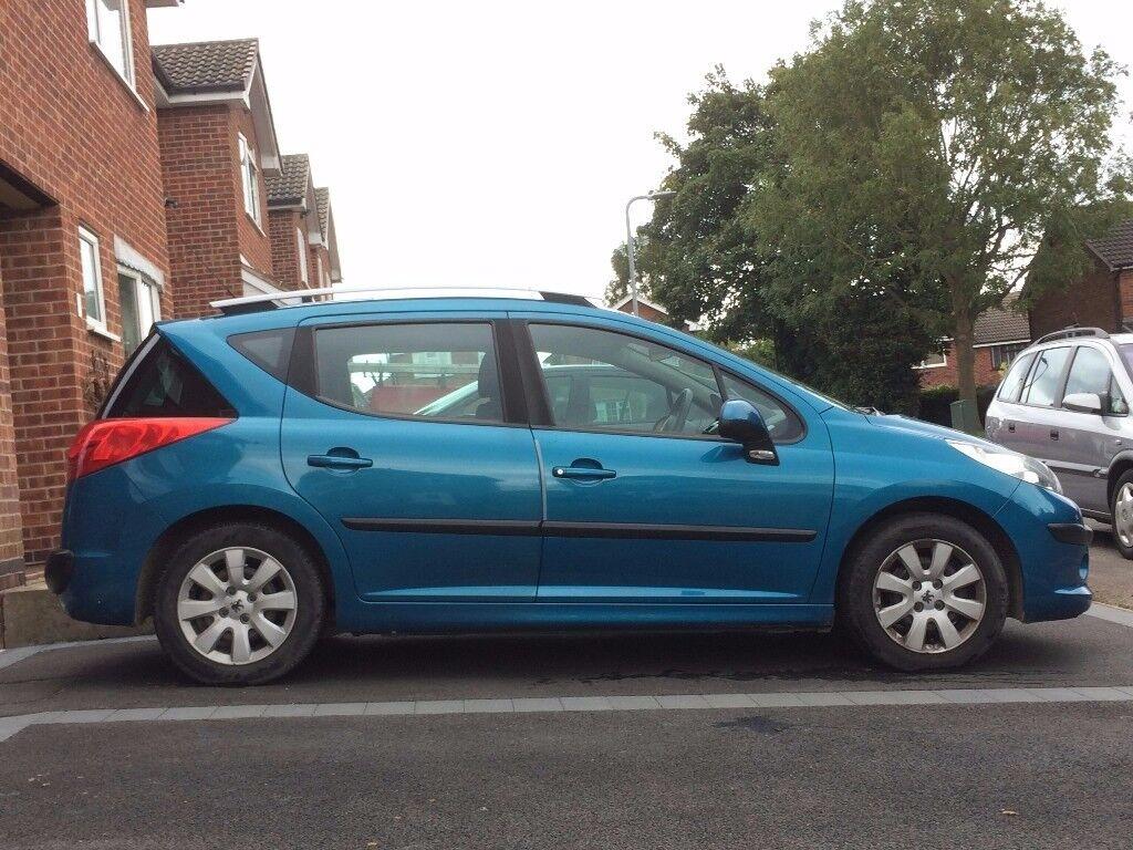 Peugeot 207sw For Sale