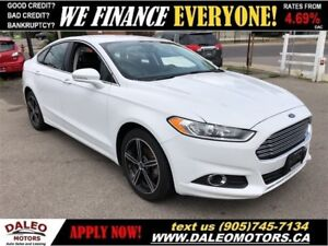 2014 Ford Fusion SE| BLUETOOTH| LEATHER| MEMORY SEATS