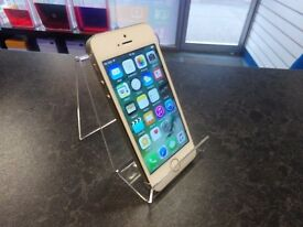 Apple iPhone 5s Gold, On vodafone , Very good Condition