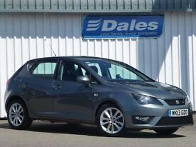 Seat Ibiza 1.2 TSI FR 5Dr Hatchback PETROL (grey) 2013