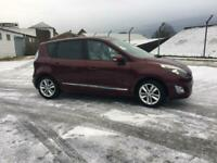 Renault scenic 1.5 dci 30 road tax cheap family car