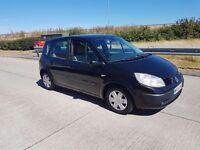 Renault scenic new shape low mileage grab a bargain