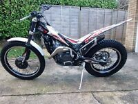 BETA EVO 250cc TRIALS BIKE 2014
