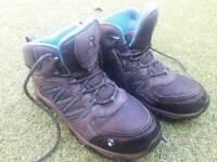 Boys size 2 gelert walking/ hiking winter boots