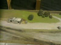 Professionally built N-Gauge layout - sell or swap for a smaller layout *** new price ***
