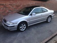 ROVER TOMCAT COUPE, FULL MOT, FULL SERVICE HISTORY WITH VERY LOW GENUINE MILEAGE ONLY 25,000 MILES