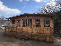 Log cabin / man cave / summer house