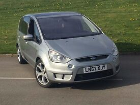 2007 (57) FORD S-MAX 2.0 TDCI TITANIUM **EVERY POSSIBLE EXTRA***