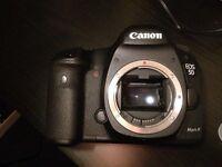 Canon 5d Mark iii / low 17K shutter
