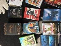 DVDs and cd clear out!!