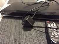 Samsung DVD Payer including remote