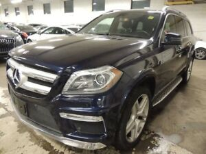 2015 Mercedes-Benz GL-Class GL350 BT, AMG SPORT PACK, 4MATIC, NA
